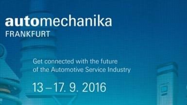 Lesta dalyvauja Automechanika parodoje Frankfurte